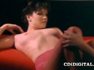 Pamela jennings & josephine carrington retro seksi