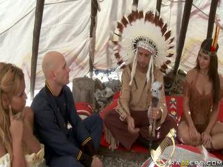 Pocoho: các treaty của peace