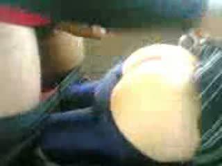 Arab tenåring knullet i bil etter skole video