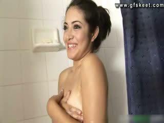 pornô, online galo agradável, quente morena qualquer