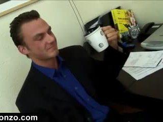 nominal tits e madhe, zyrë kontrolloj, anal