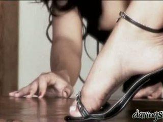 hardcore sex, lesbians, big tits, fuck surprize her