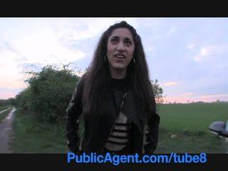 Public agent anal