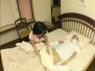 Japanese Wife Fucking Her Husband At Hospital Video