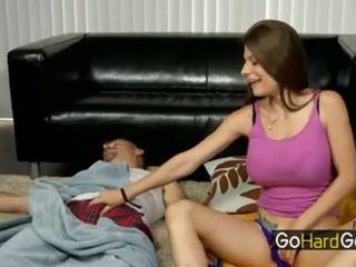 pai, boquete, masturbação
