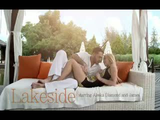 reality i-tsek, outdoor, Mainit blonde ideal