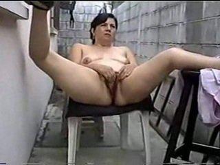 Tóc rậm mexican vợ.