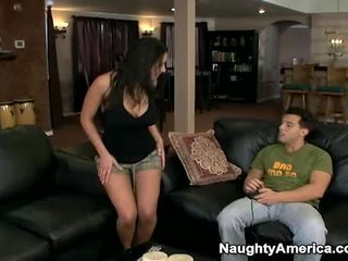 Teenaged Charley Chase Booty Making Love Onto Smut America