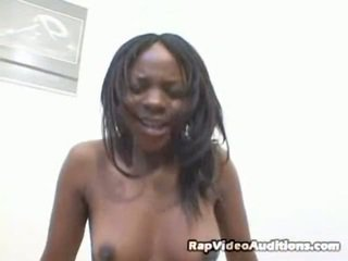 Christina's Freind Janet Has Her Turn At An Audition! They're Told That A Competition Is Fierce And To Better Their Chances, They Better Start Strippin! Will Janet Pass A Audition? Find Out!