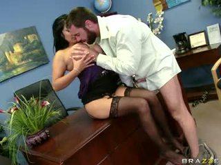 Sexually excited sophia lomeli gets αυτήν στόμα busy engulfing ένα σκληρά άνθρωπος γλειφιτζούρι