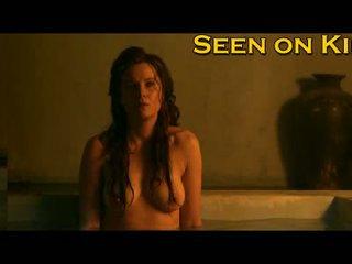 Lucy lawless un viva bianca mitra un topless video