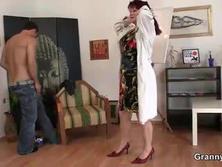 old, grandma, rated granny fun