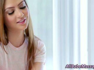 Babe masseuse sensual massage
