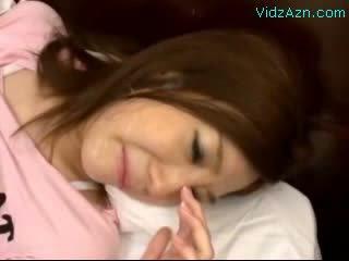 Virgin punca jokanje medtem muca zajebal getting obrazno na the postelja