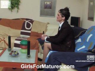Martha And Gertie Vivid Lesbie Mature Process