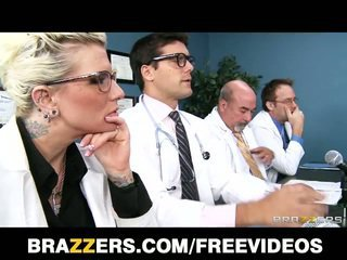 Brandy aniston will do anything to become a doctor