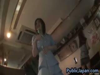 japonski, voyeur, samozadovoljevanje