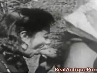 1915 미친 고대의 옥외 포르노를!