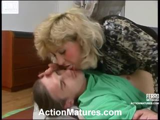 RoseMary And Marcus Kinky Aged Mov