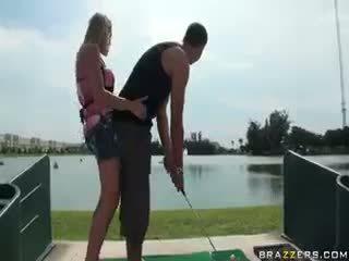 Golf arnab fuck