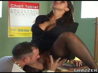 Ava devine brazzers seks mësues