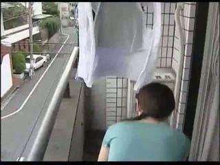 giapponese, casalinga, milf