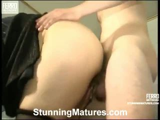 Stunning Matures Offers You Mature Porn Porn Clip