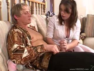 Gia paloma gets perseestä mukaan isä ja ystävä