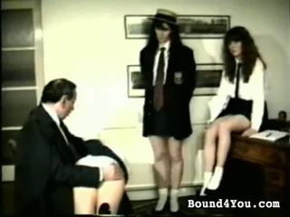 free moves of tit, caning, spanking