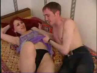 Hot auntie fucked hard Video
