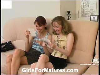 Leila And Jennifer Hot Lesbians