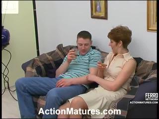 Margaret dan oscar perilaku seks menyimpang elder tindakan