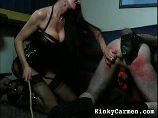 Känd kinky carmen shows fin samling av hårdporr kön obscent movs