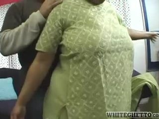 Indian MILF Loves This Her BF Is Having Fun Around Her Great Breasts