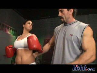 blowjob, bigdick, gym