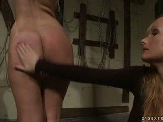 Katy Borman Rubbing The Boobs Of Lusty Sweetheart