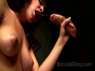 big, cock, cute, deepthroat