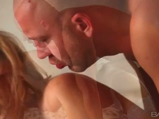 pounded hot, fun blows quality, blonde quality