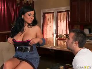 Busty Coed Seduce Lucky Dude