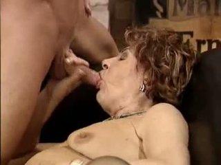 Hardcore German Granny Porn