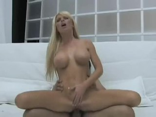 Sizzling Sexy Kinzy Jo Gets Her Pussy Filled With A Dick And Can't Live Without It A Lot