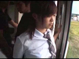 model groped in train