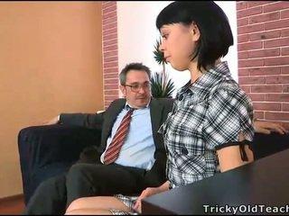 γαμημένος, φοιτητής, hardcore sex