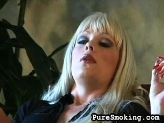 Smokin' Masturbation Close By Layla Jade