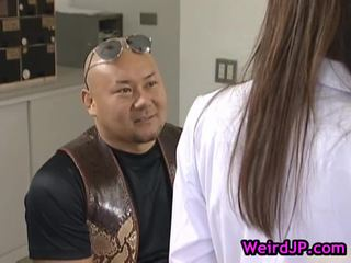 Asami ogawa screwed 由 一些 muddy guy