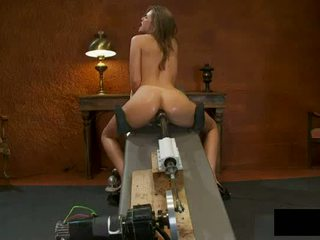 Tori Black fucking machine anal Video