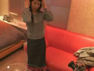 Pretty Aki Rieko on her debut