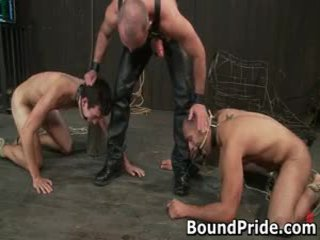 Gay Slaves Acquire Electro Therapy From Their Masters 5 By Boundpride