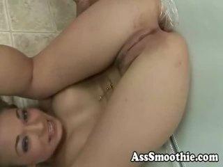 Jamie elle drinks derrière smoothie