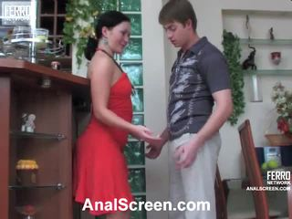 Gwendolen og arthur nydelig anal film